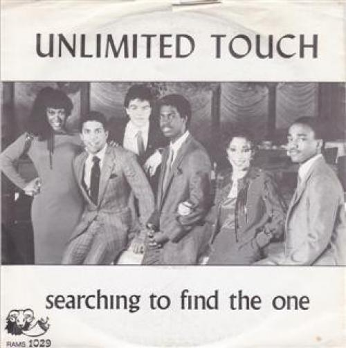 UNLIMITED TOUCH - Searching To Find The One - 7inch x 1